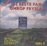 De Beste Fan Omrop Fryslan Diel 3 (CD)_