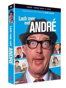 André van Duin - Lach Mee Met André (5DVD)