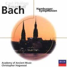 Bach - Hamburger Symphonien