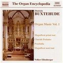 Buxtehude - Organ Music Vol 1