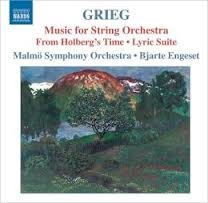 Grieg - From Holberg's Time/Lyric