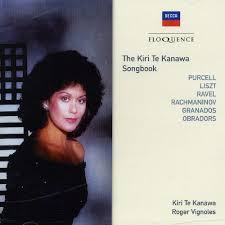 Kiri Te Kanawa - A Kiri Te Kanawa Songbook