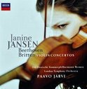 Janine Jansen - Beethoven & Britten Violin Concertos