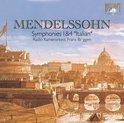 Mendelssohn - Symphonies 1 & 4 Italian