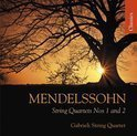 Mendelssohn - String Quartets Nos.1 & 2