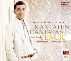 Max Emanuel Cencic - Cantatas (CD/DVD)