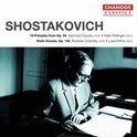 Shostakovich - Violin Sonata Opus 134