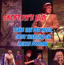 Teake Van Der Meer - Skoft Yn'e Tiid