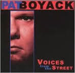 Pat Boyak - Voices From The Street