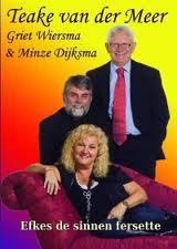 Teake Van Der Meer - Efkes De Sinnen Fersette (DVD)