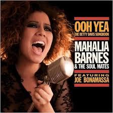 Mahalia Barnes - Ooh Yea! The Betty Davis Songbook (CD)