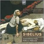 Sibelius - Lemminkäinen Suite (CD)