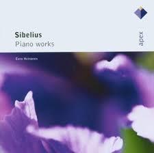 Sibelius - Piano Pieces (CD)