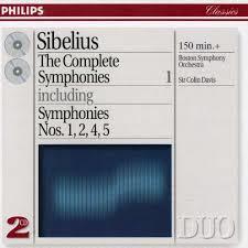 Sibelius - The Complete Symphonies Vol 1 (CD)