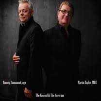 Tommy Emmanuel & Martin Taylor - The Colonel & The Governor (CD)