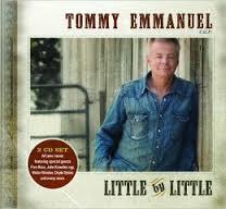 Tommy Emmanuel - Little By Little (CD)