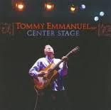 Tommy Emmanuel - Center Stage (CD)