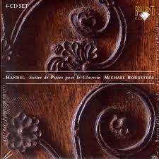 Handel - Complete Harpsichord Suites (CD)