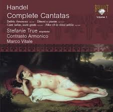 Handel - Complete Cantatas Vol. 1 (CD)