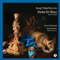 Telemann - Werke Fur Oboe