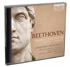Beethoven - Piano Concertos 3 & 5 Emperor