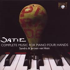 Satie - Complete Works For Piano Four Hands