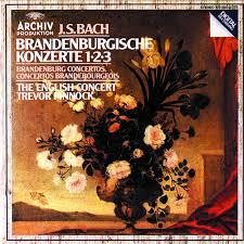 Bach - Brandenburg Concertos Nos. 1-3 (CD)