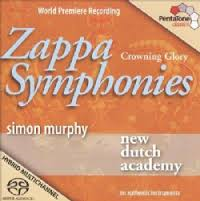 New Dutch Academy - Zappa Symphonies (CD)
