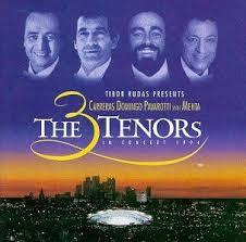 Three Tenors - In Concert 1994 (Carreras, Domingo, Pavarotti) (CD)