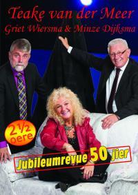 Teake Van Der Meer - Jubileumrevue 50 Jier (DVD)