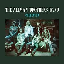 THE ALLMAN BROTHERS BAND - COLLECTED (LP)