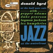 DONALD BYRD - AT THE HALF NOTE CAFE (LP)