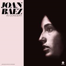 JOAN BAEZ - IN CONCERT (LP)
