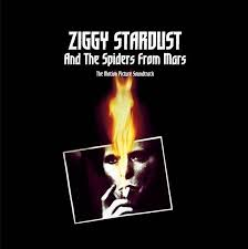 SOUNDTRACK - ZIGGY STARDUST AND THE SPIDERS FROM MARS (LP)
