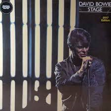 DAVID BOWIE - STAGE (LP)