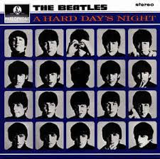 THE BEATLES - A HARD DAYS NIGHT (LP)