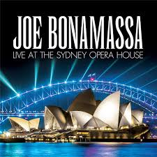 JOE BONAMASSA - LIVE AT THE SYDNEY OPERA HOUSE (LP)