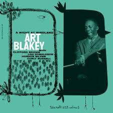 ART BLAKEY - A NIGHT AT BIRDLAND (LP)