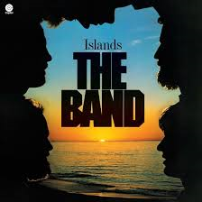 THE BAND - ISLANDS (LP)