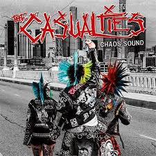 CASUALTIES - CHAOS SOUND (LP)