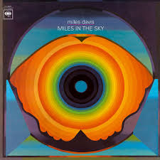 MILES DAVIS - MILES IN THE SKY (LP)