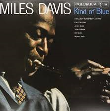 MILES DAVIS - KIND OF BLUE (LP)
