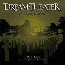 DREAM THEATER - PUPPIES ON ACID (LP)