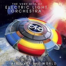 E.L.O. - ALL OVER THE WORLD (LP)
