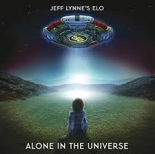 E.L.O. - ALONE IN THE UNIVERSE (LP)