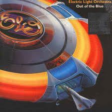 E.L.O. - OUT OF THE BLUE (LP)