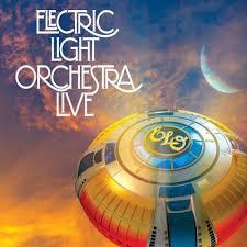 E.L.O. - ELECTRIC LIGHT ORCHESTRA LIVE (LP)