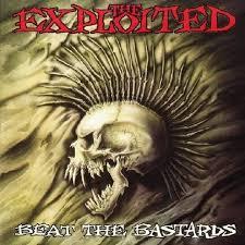 EXPLOITED - BEAT THE BASTARDS (LP)