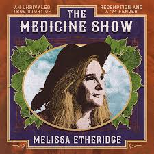 MELISSA ETHERIDGE - THE MEDICINE SHOW (LP)