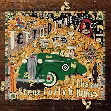 STEVE EARLE - TERRAPLANE (LP)
